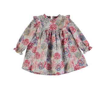 Microcord dress