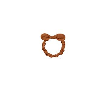 Cinnamon Baby Bow Headband