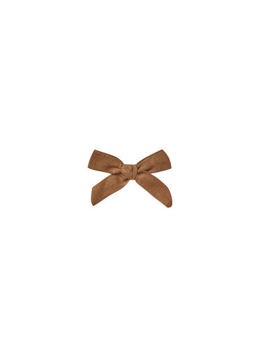 Cinnamon Hair Bow