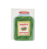 Red Cap Cards Pickle Birthday