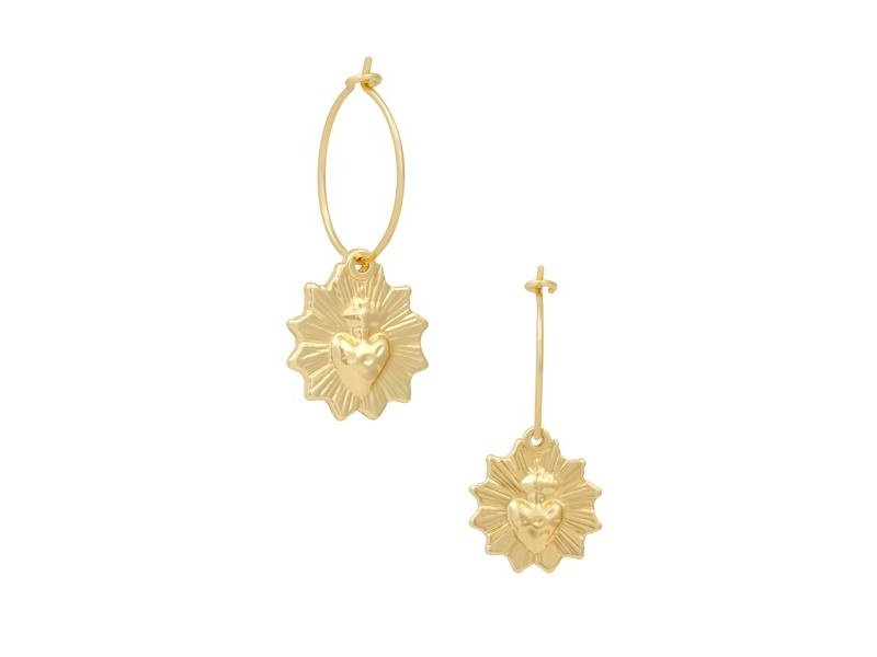 five and two Blanca Earrings