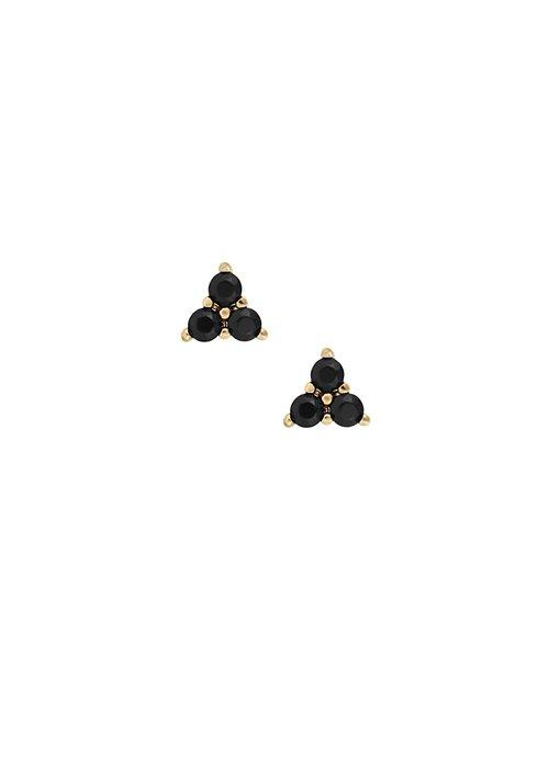 Elsie Earrings Onyx