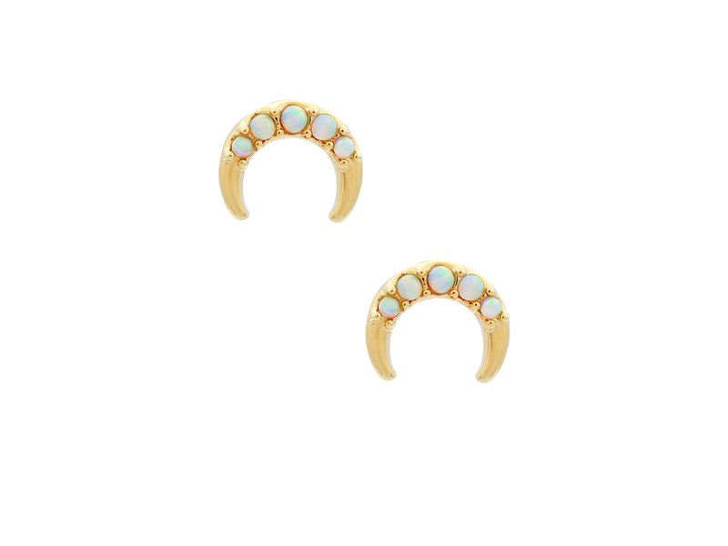 five and two Jules Earrings