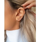 five and two Eden Earrings