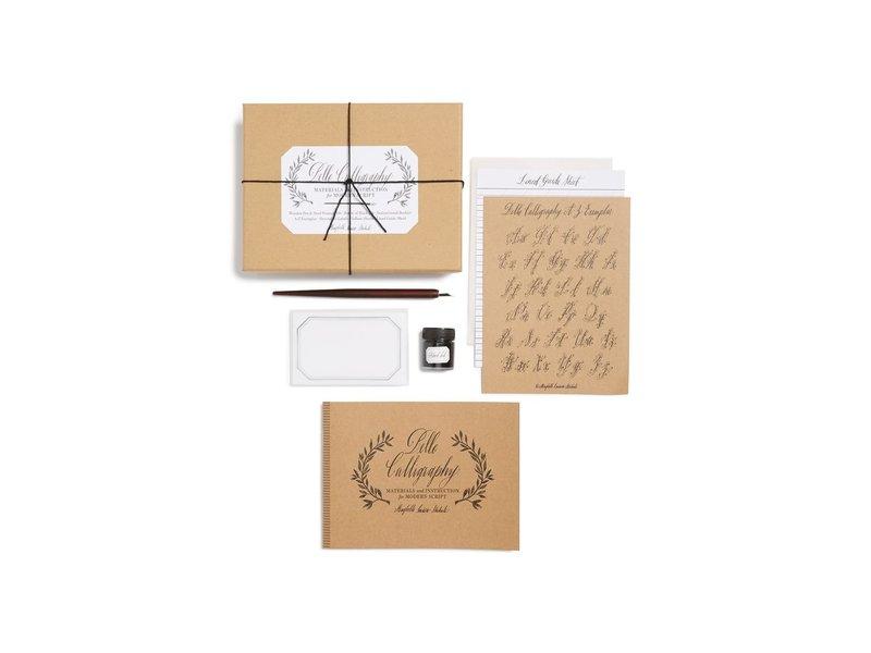 Chronicle Books Belle Calligraphy Kit