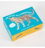 Chronicle Books You Callin' Me A Cheetah (PSST! I'm A Leopard!)