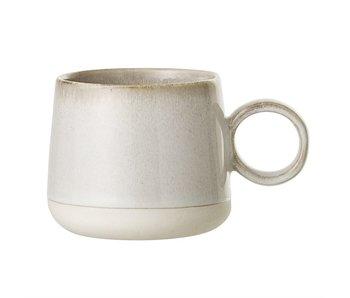 Stoneware Carrie Mug