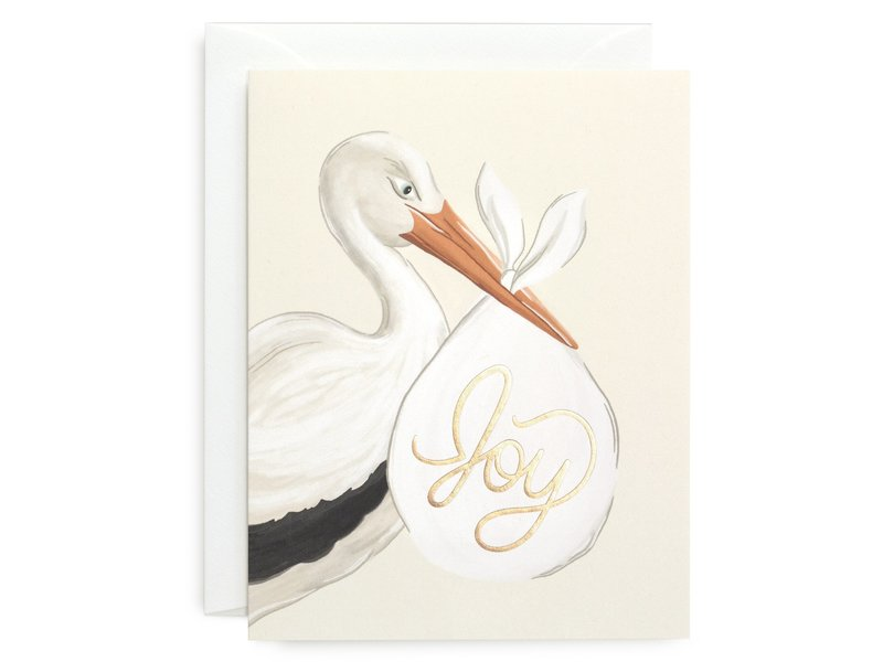 Sagebrushed Bundle of Joy Card