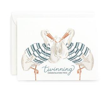 Twinning Card