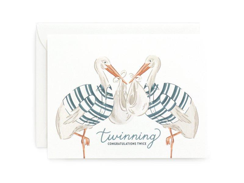 Sagebrushed Twinning Card