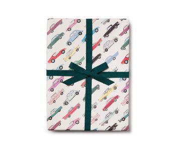 Cars Gift Gift Wrap