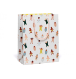 Red Cap Cards Beautiful Baby Gift Bag