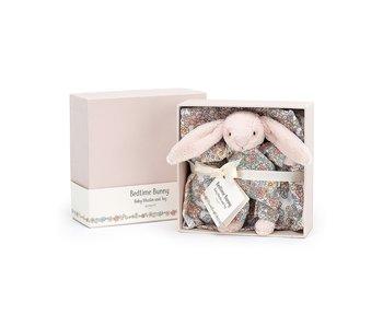 Bedtime Blossom Bunny Muslin Set
