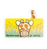 JellyCat Inc If I Were A Giraffe Book