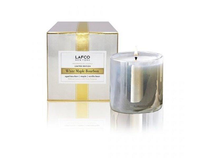 LAFCO White Maple Bourbon Signature Candle