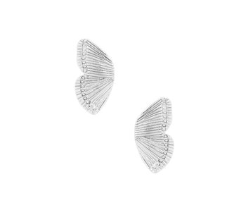 Dani Silver Earrings