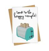 Tay Ham Toaster Greeting Card