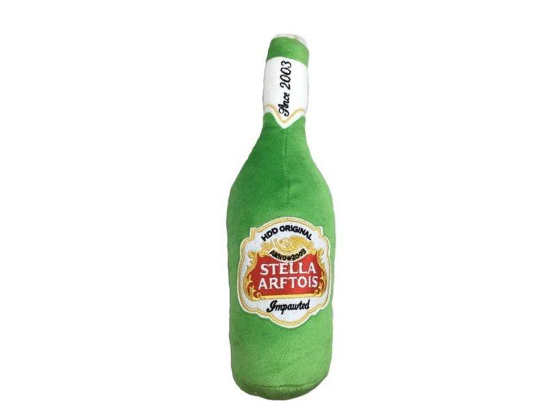 Haute Diggity Dog Stella Arftois Beer Bottle
