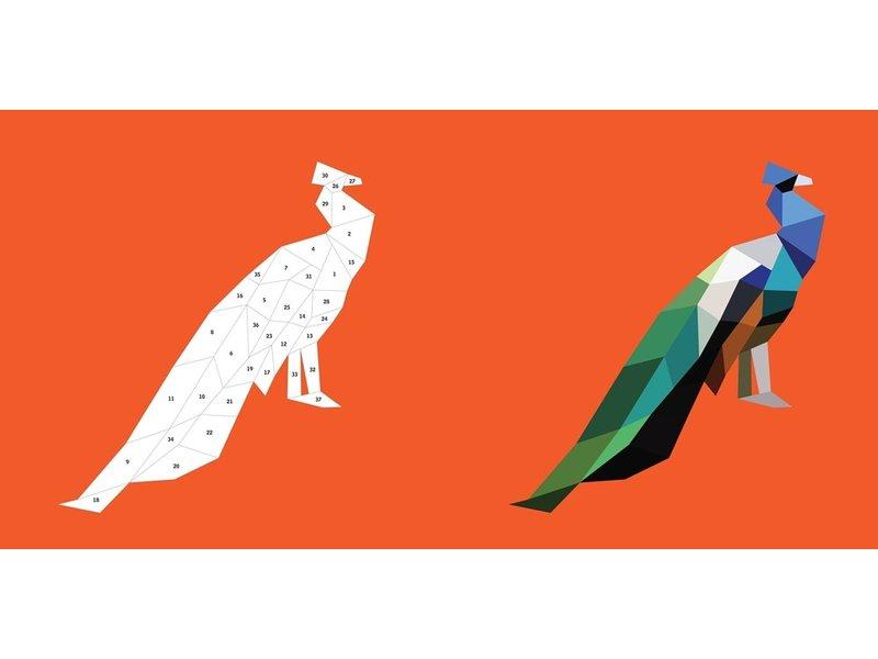 Workman Paint By Sticker Kids: Zoo Animals