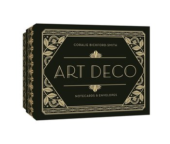 Art Deco Notecards
