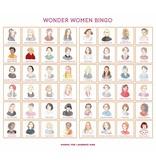 Chronicle Books Wonder Women Bingo