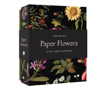 Paper Flowers Boxed Notes