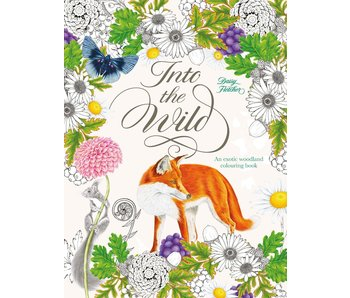 Into The Wild Coloring Book