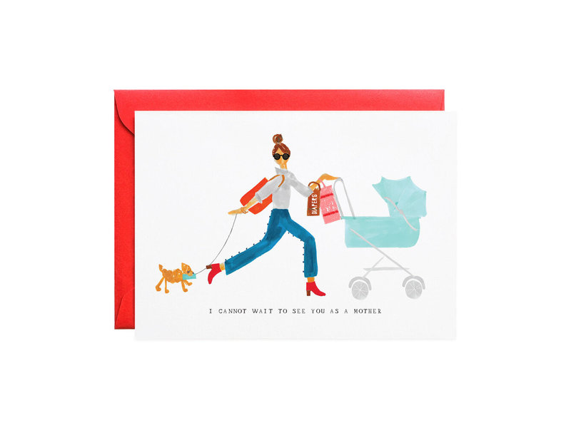 Mr. Boddington's All this and more Greeting Card
