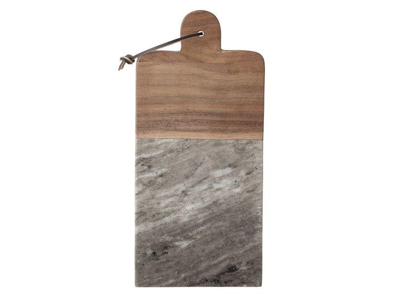 Bloomingville Marble & Acacia Cutting Board