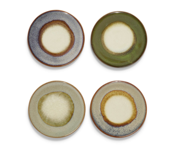 Glazed Ceramic Coasters
