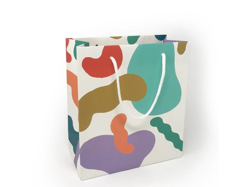 Idlewild Color Blobs Gift Bag