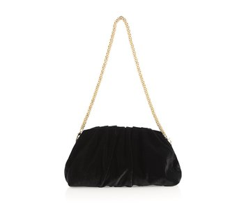 Small Carmen Clutch Black