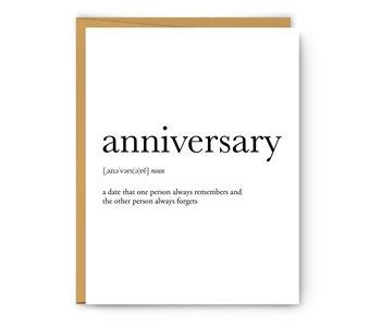 Anniversary Definition