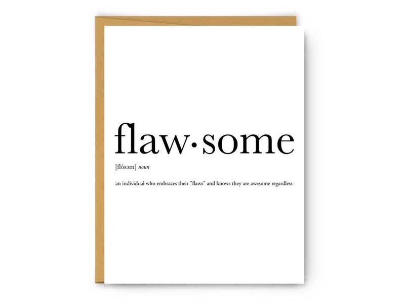 Footnotes Flawsome Definition