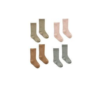 Baby Socks 4 Pack 0-6m