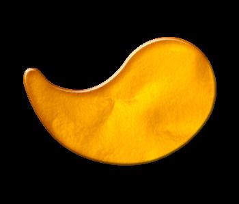 25K Gold Foil Eye Mask