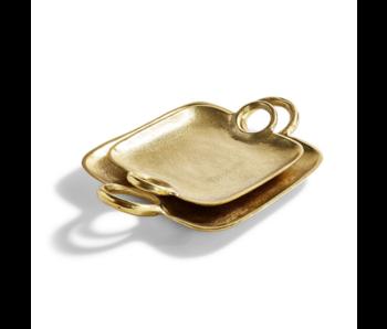 Metropolitan Decorative Gold Trays