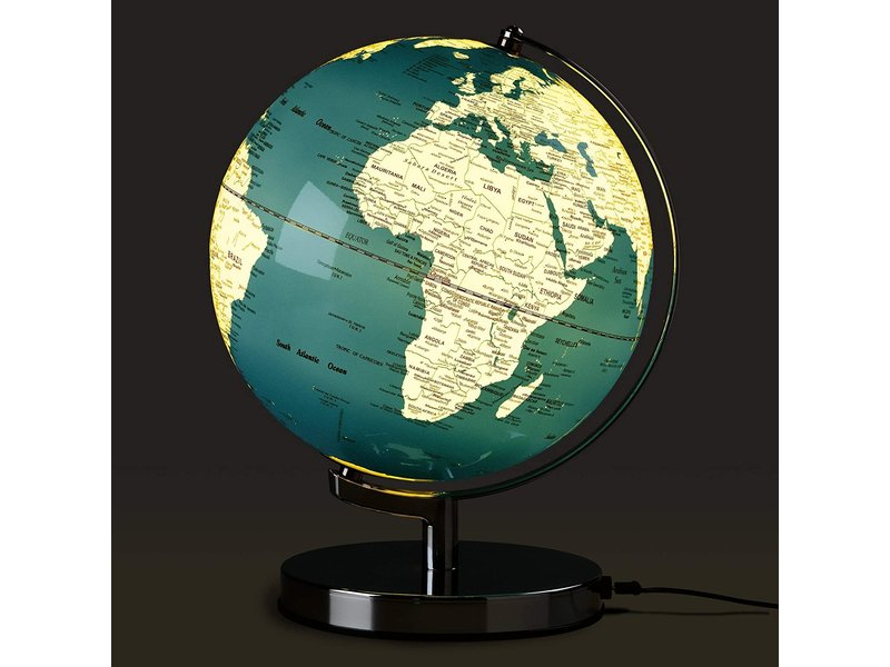 Wild & Wolf Globe Light French Blue