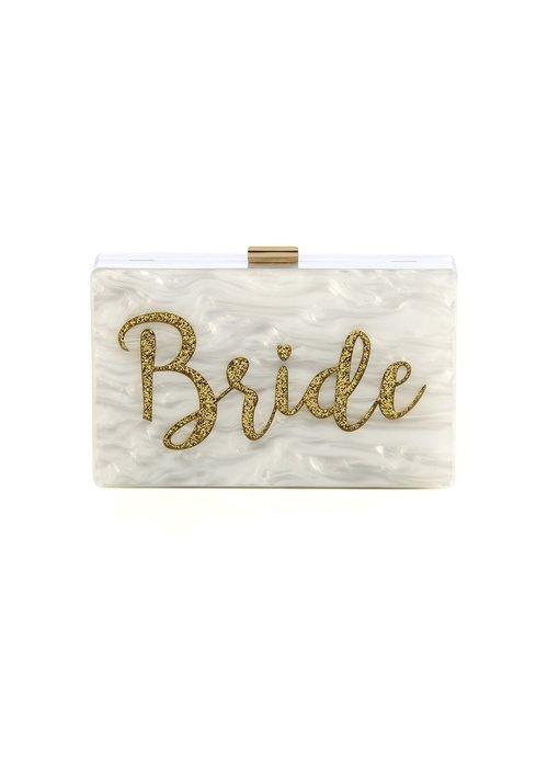 Ivory Bride Minaudiere