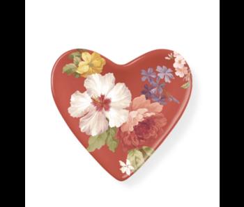 Garden Heart Tiny Tray