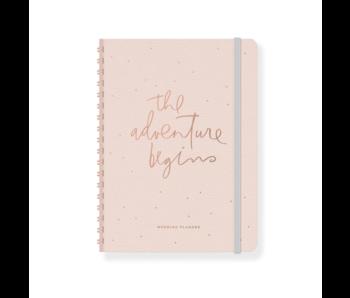 Adventure Begins Wedding Planner