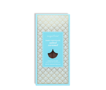 Dark Chocolate Salted Caramel
