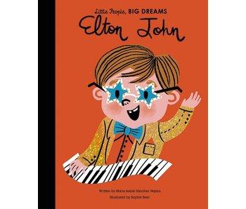 Little People Big Dreams Elton John