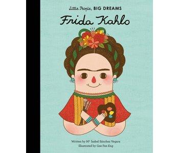 Little People Big Dreams Frida Khalo