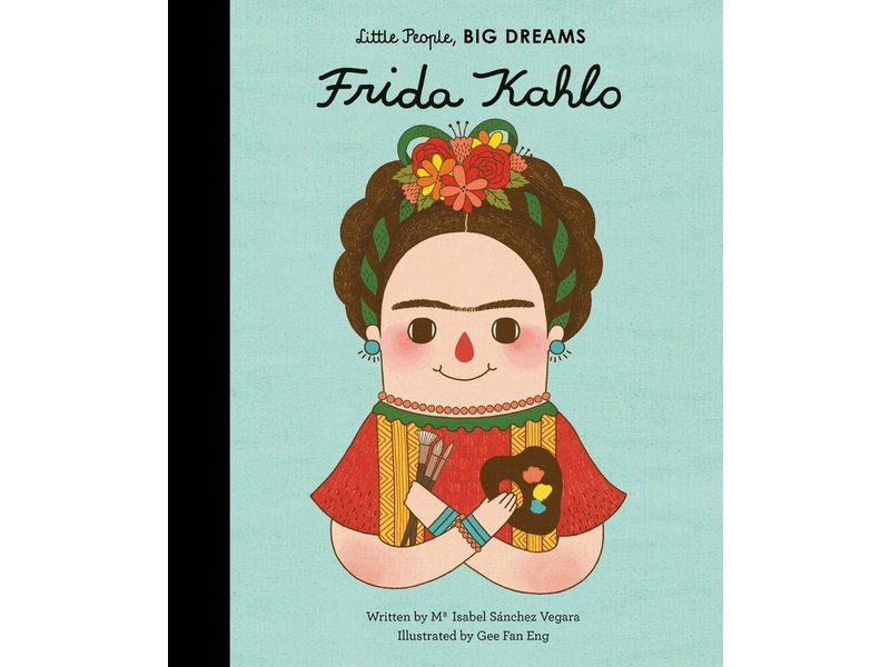 Quarto Publishing Group USA Little People Big Dreams Frida Khalo