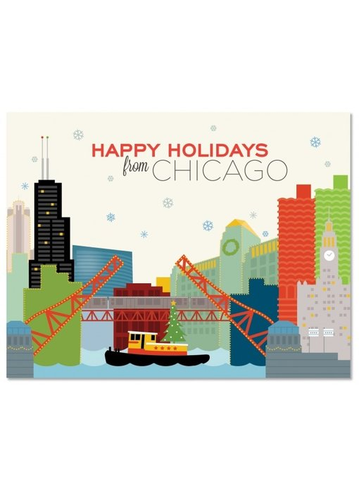 Chicago River Tug Boat