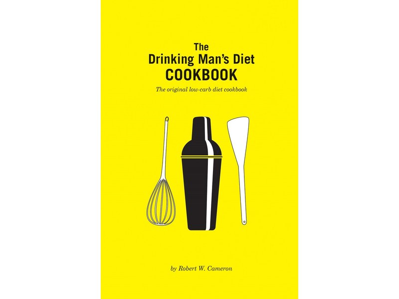 Abrams The Drinking Mans Cookbook