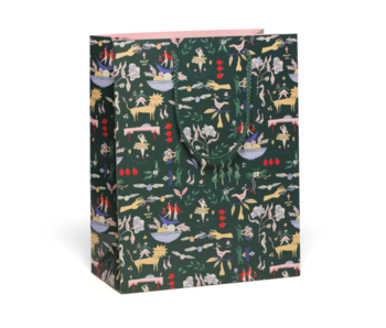 Emerald Holiday Bag