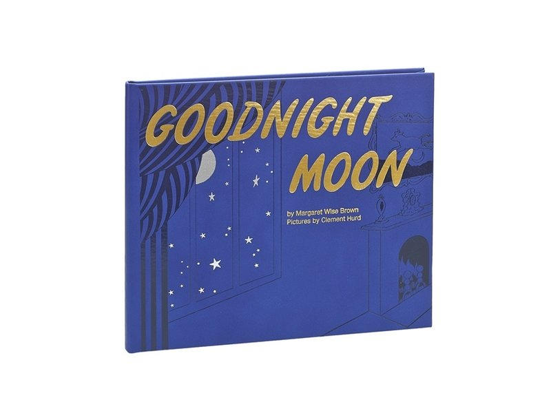 Graphic Image Inc. Custom Goodnight Moon Genuine Leather