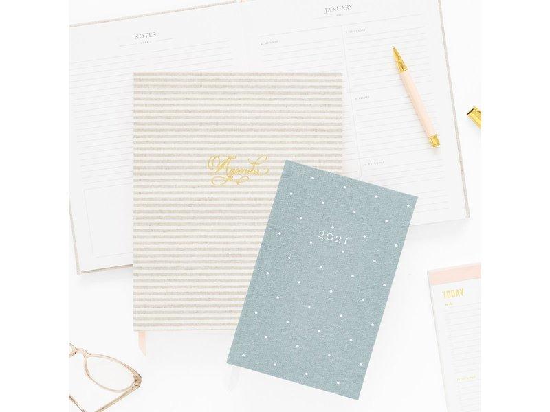 Sugar Paper 2021 Desk Agenda